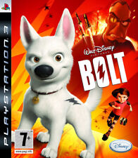 Disney Bolt PS3 Movie Game *in Excellent Condition*