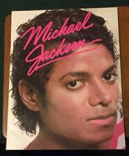 MICHAEL JACKSON PICTURE BOOK - 1984 CHERRY LANE BOOKS