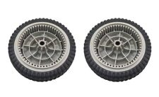 "(2) MTD 8"" Mower Wheel Internal Gear Self Propel Wheels - NEW"