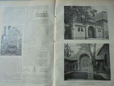1899 86 Hannover Nicolaifriedhof Denkmalhof