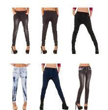 Niedrige coloured L32 Damen-Jeans