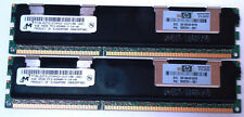 MICRON 4GB MT36JSZF51272PDZ-1G1F1AB - PC3-8500R DDR3 (Lot of 2) - Tested