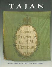 TAJAN AUSTERLITZ Empire Napoleon Memorabilia Arms Weapons Uniform Catalog 2005