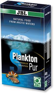 JBL PlanktonPur frisches & reines Plankton für große Aquarienfische ANGEBOT