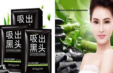 Activated Carbon Nose Facial Blackhead Remover Pore Cleanser Acne Treatment UK