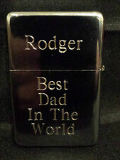 ENGRAVED STAR LIGHTER