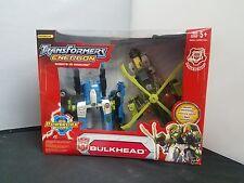 Transformers Energon RID BULKHEAD NEW 2004 Hasbro Figure NISB