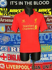 4.5/5 Liverpool adults M 2012 football shirt jersey trikot soccer