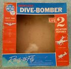 VINTAGE HTF WEN MAC DAUNTLESS DIVE BOMBER GAS POWERED AIRPLANE EMPTY BOX