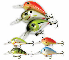 Goldy Vibro Max 3,4cm / floating / trout, ide, perch leurres/ GB04- / COULEURS!