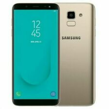 BRAND NEW SAMSUNG GALAXY J6 INFINITY DUAL SIM 64GB 4G LTE UNLOCKED COLOURS 2018