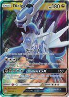 Pokemon: Dialga GX - 100/156 - Ultra Rare - Sun & Moon: Ultra Prism