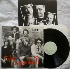 TUBI LUNGIMIRANTI - LIVE 1967 - 1° Stampa italiana - DSX 33011 - EX+