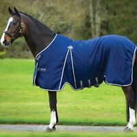 Horseware Ireland Rambo Optimo Stable Sheet Navy 72