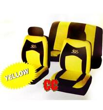 Racing Car and Truck Seat Covers