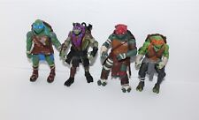 Teenage Mutant Ninja Turtles Action Figures Set Of 4 5""