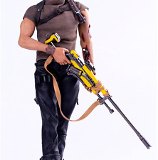 1/6 soldier model fittings, Sniper rifle  alloy material