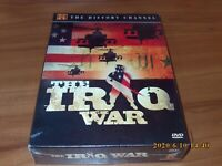 The Iraq War (DVD, 2008 2-Disc Set) NEW History Cannel