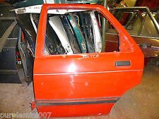 Ford Sierra mk2 n/s rear door complete.will fit cosworth saloon and hatch 21