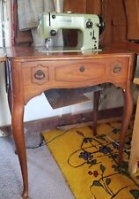 Bernina vintage sewing machine with cabinet model 540. Local pickup only CA.