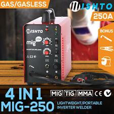 Mishto TIG/MIG 220 Amp Inverter Welder