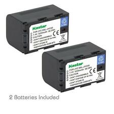 Kastar JVC50 Battery for JVC SSL-JVC50 GY-HMQ10 LS300 HM200 HM600 HM600EC HM650