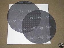 """17"""" 60 Grit Floor Sanding Screens, Case of 10 Virginia Abrasives Discs"""
