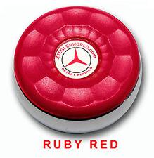 ZIEGLERWORLD TABLE SHUFFLEBOARD PUCK WEIGHTS RUBY RED - WHITE COLORS + BONUS