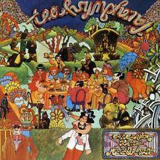 Tea&Symphony-Asylum For the Musically Insane CD 1993 Japan EMI TOCP-7753 SEALED