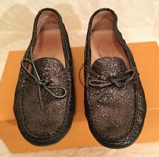 Tod's Heaven Lacetto Driving Shoe Size 38.5