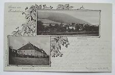 1. Gruss aus Freudenberg, b. Amberg, Opf, Mehrbild - Karte, Gebenbach gel.1903