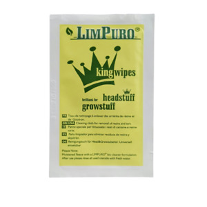 LimPuro King Wipes 10 Pack - Cleaning Cloths degreaser - FREE POST