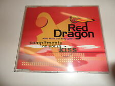 CD RED DRAGON with Brian & Tony Gold – compliments on Your Kiss