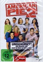 DVD NEU/OVP - American Pie 2 - Jason Biggs, Chris Klein & Tara Reid