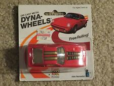 Zee Toys Die-Cast Dyna-Wheels Nissan 300ZX Red MOC