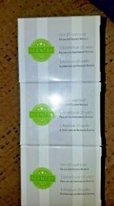 3 SCENTSY Light Bulbs-25 Watt-AUTHENTIC (Full Size warmers only) FREE SHIPPING