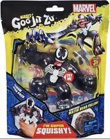 Heroes of GOO JIT ZU - VENOM Marvel Hero Pack - BRAND NEW RARE