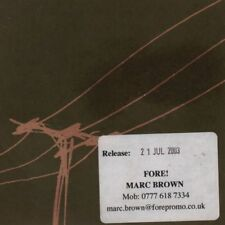 Various Electronica(CD Album)Gone Fishin'-Wichita-WEBB050CDP-UK-2003-VG