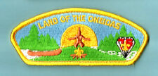 LAND OF THE ONEIDAS S-2 NY 1985 DJ 400 made Boy Scout Mg 2001 Council CSP N York