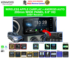 Kenwood DDX920WDABS Stereo Upgrade To Suit Toyota Rukus (Rumion) 2010 to 2015