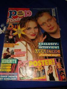 Pop Rocky Nr.15 1994, Jugend Zeitschrift 90er Jahre