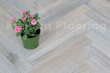 Oak Herringbone Engineered Wood Flooring 600x90x18/4mm HO1801