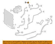 Mercedes MERCEDES-BENZ OEM A/C AC Condenser/Compressor/Line-Valve Cap 0009980122