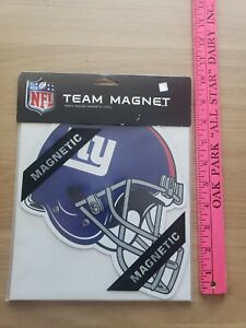 NFL Football New York Giants Team Magnet For Auto, Home, Office