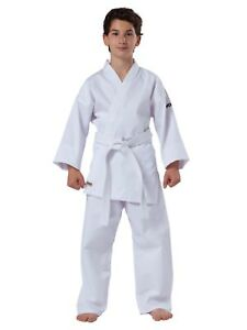 Karateanzug Junior / Basic von KWON. 6,5Oz, 80-190cm. Karateanzug