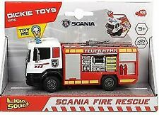 Dickie Toys - Scania Fire Rescue, Fire Truck