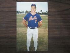 1986 Tcma New York Mets John Gibbons Postcard