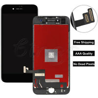 "For iPhone 8 4.7"" Digitizer LCD Display Touch Screen Assembly Replacement Black"