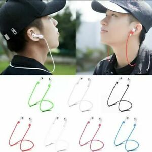 New Anti-lost Soft Silicone Neck Strap Rope For Apple Airpods Airpod Earphone