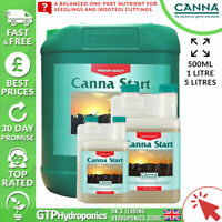 Canna Start 1L - Seedlings, Transplant & Rooted Cuttings Grow Nutrient 1 Litre